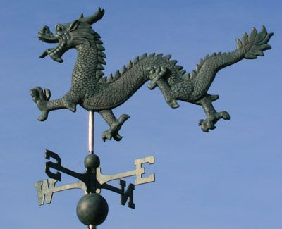 V-Tech Dragon Weathervane - 1036