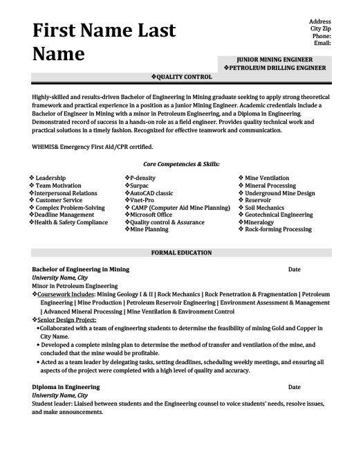 Cover Letter Exles For Geologist 28 Images Petroleum Engineering