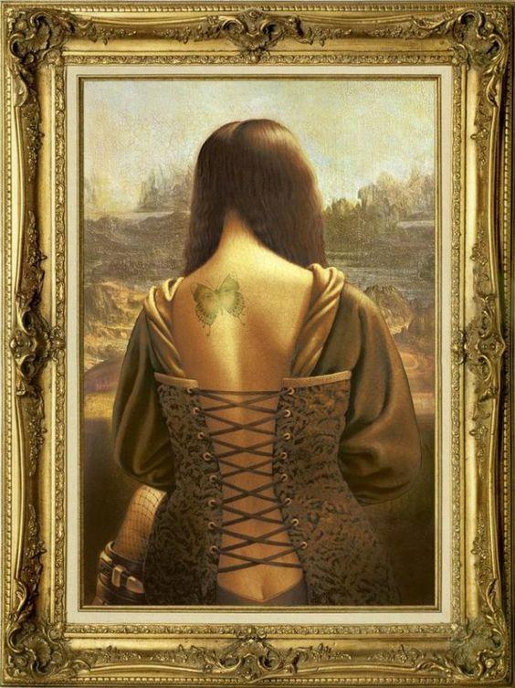 0013 Matt Zumbo - Mona Lisa