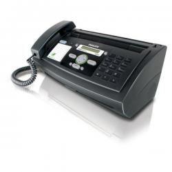 Philips Fax termico Negro Ppf 631  ANTES: 59,99 € //  AHORA: 47,95 €