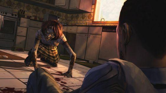 The Walking Dead Game Screenshots