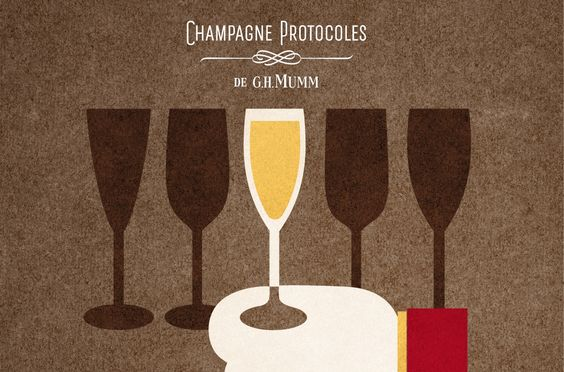 CHAPTER V - CHOOSING THE RIGHT CHAMPAGNE GLASS