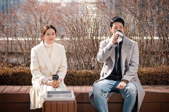 """[Photo] First Stills Added for the Upcoming #kdrama """"Pretty Sister Who Buys Me Food"""""""