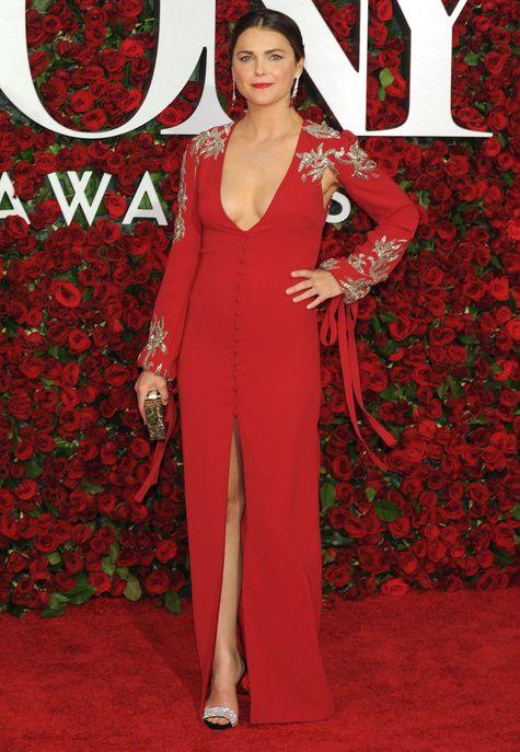 Keri Russell aux Tony Awards 2016