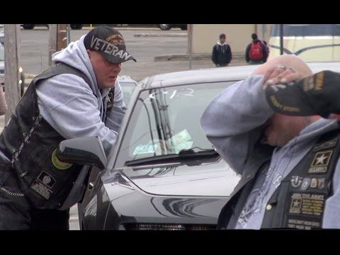 Money Stolen From My Car! You Won't Believe What This Homeless Veteran Does! – The Heat and the Light