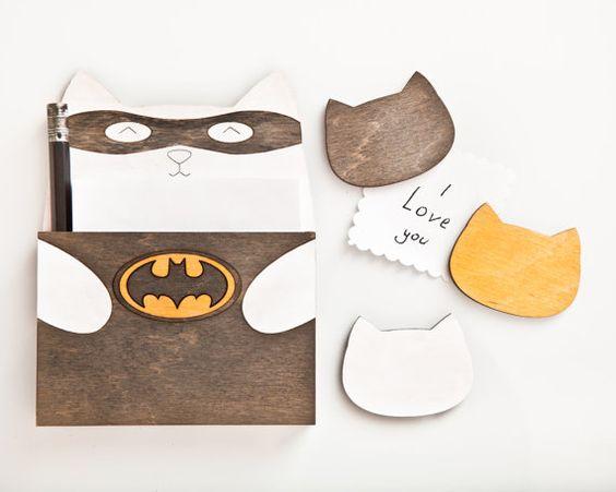 Magneti frigo di Batman. Halloween