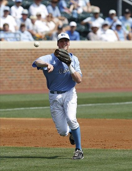 UNC Baseball: Colin Moran Wastes No Time