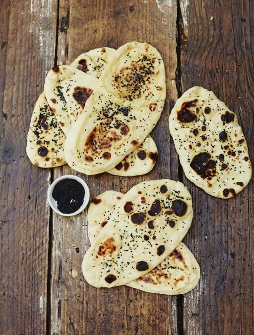 Incredible naan breads | Jamie Oliver | Food | Jamie Oliver (UK)