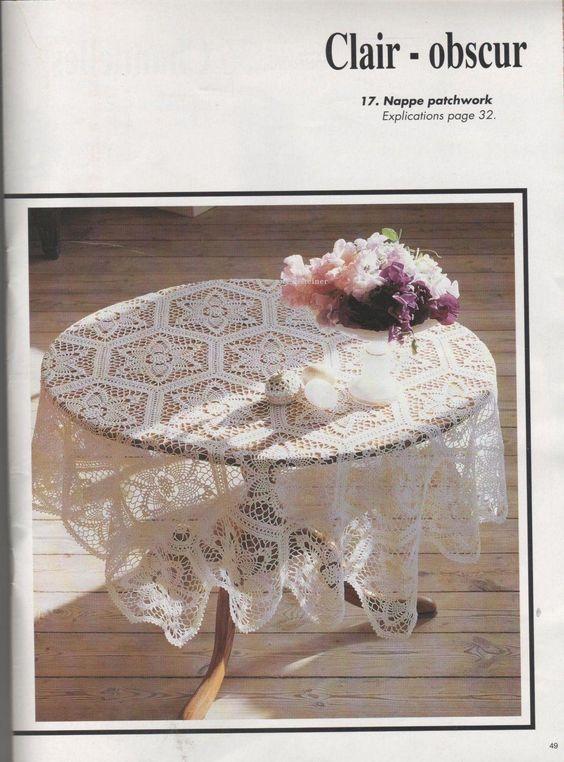 BethSteiner: Toalha de mesa