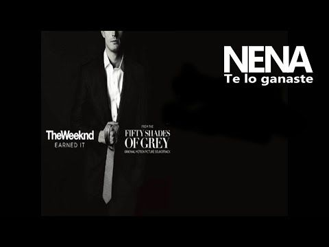 50 Sombras De Grey Earned It Weeknd La Cancion Youtube