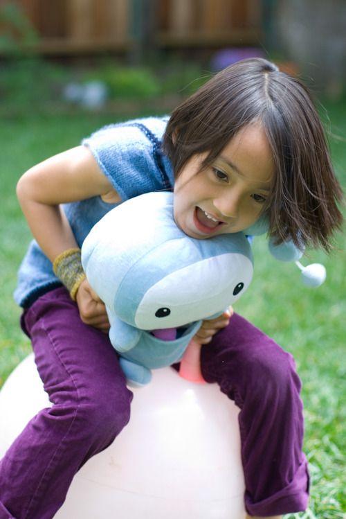 Make Kimochis® Videos with your kids!  www.kimochisblog.tumblr.com