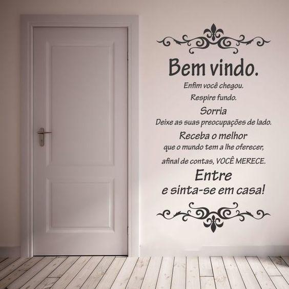 Cozinha Do Quintal Com Imagens Adesivo De Parede Frases