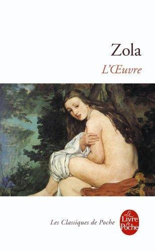 Émile Zola, 'L'oeuvre' 1886