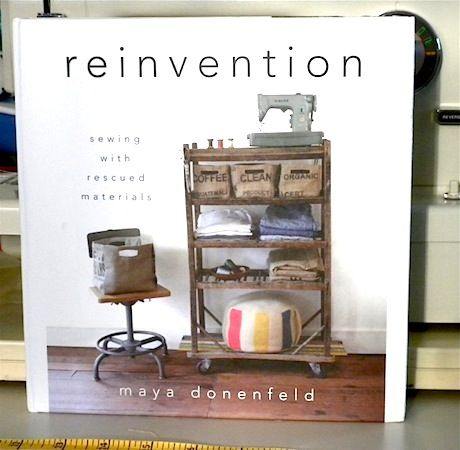 Post image for reinvention by Maya Donenfeld: Review and Giveaway