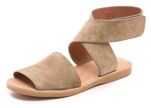 Vince Sabine Suede Sandals on shopstyle.co.uk
