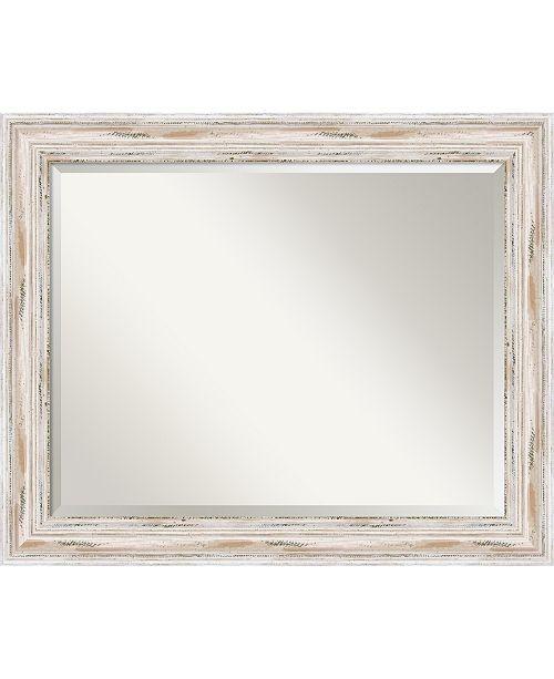 Amanti Art Alexandria 33x27 Wall Mirror Reviews All Mirrors