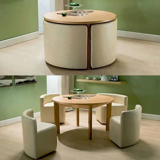 Top 25 Extremely Awesome Space Saving Furniture Designs That Will
