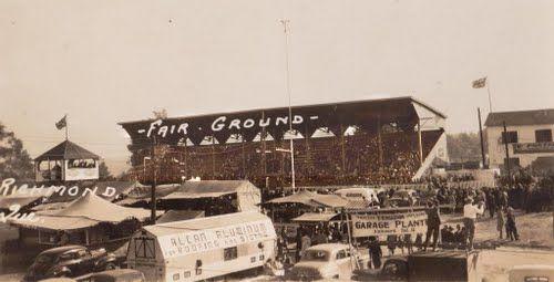 Richmond Fair 1950 (expo de Richmond, Estrie, Québec)
