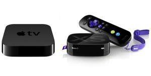 Battle of the set-top boxes: Apple TV vs. Roku 2 XS