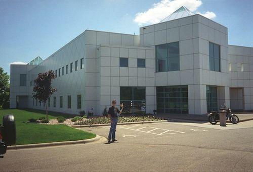 PAISLEY PARK STUDIOS, PRINCES' RECORDING STUDIO, CHANHASSEN, MINNESOTA, USA!!