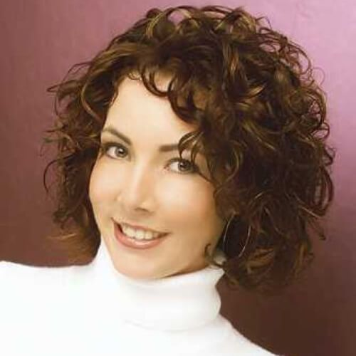 Professional Short Haircuts For Curly Thick Hair In 2019