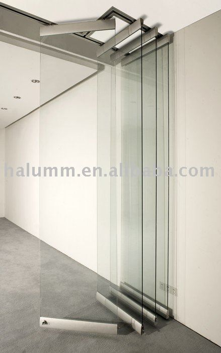 Foldable glass wall buy foldable glass wall glass for Retractable walls commercial