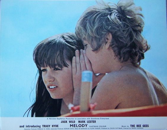MELODY (a.k.a SWALK) 1970 British Film starring Mark Lester, Tracy Hyde and Jack Wild.
