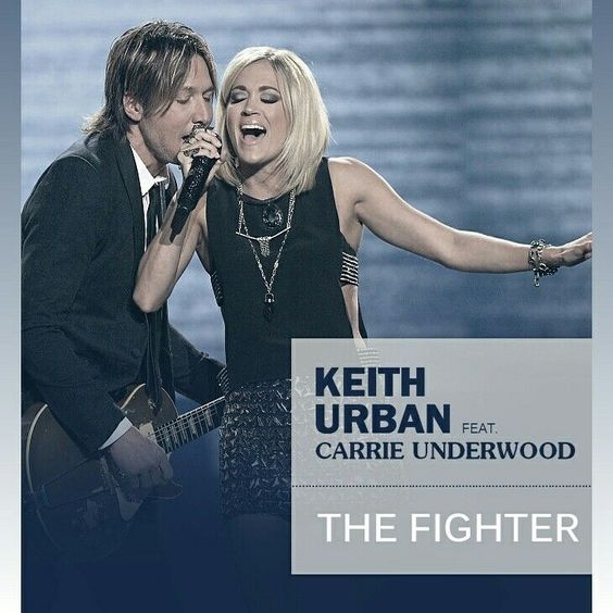Keith Urban, Carrie Underwood – The Fighter acapella