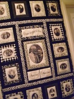 50th anniversary quilt if i only had the time ... AND a brain lol