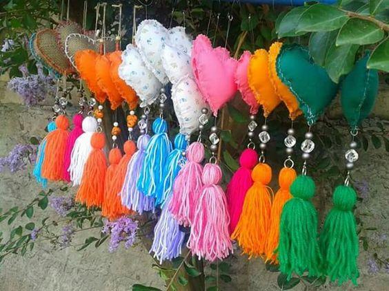 Atrapasueños coloridos! 😂