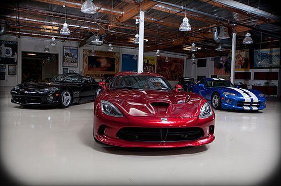 Jay Leno's Garage - 2013 SRT Viper GTS | Dodge