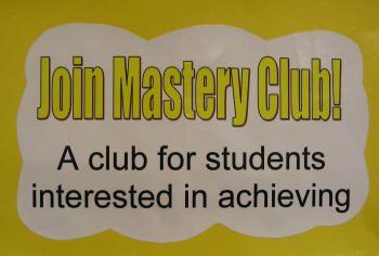 Mastery club or Young Einsteins Club