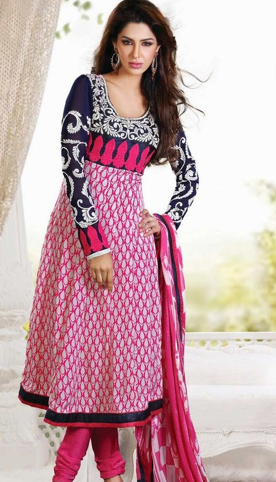 Anarkali Designer Suit For Sale | Salwar Kameez | Pinterest