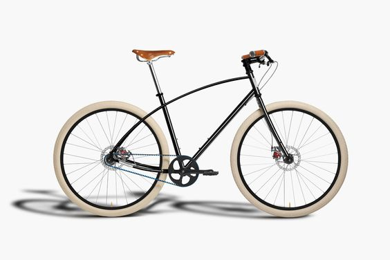 No.3 Black Honey by budnitzbicycles: The ultimate all around city bike. Very fast with big wheels and wide tires to fly comfortably over rough roads and style to spare! #Bike #Budnitz