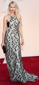 Actrices sobre la alfombra roja de los Oscar 2015: ¿Quién es la más elegante?