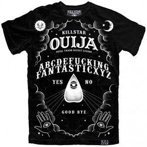Ouija men's t-shirt by Killstar