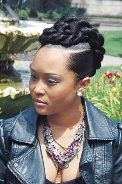 Magnificent Cute Updo Updo And Braided Wedding Hairstyles On Pinterest Short Hairstyles For Black Women Fulllsitofus