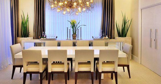 Mesa com dez Lugares