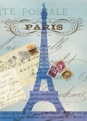 Parisian notecards... Love all things Paris