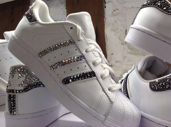 Adidas Superstar Femme Diamant