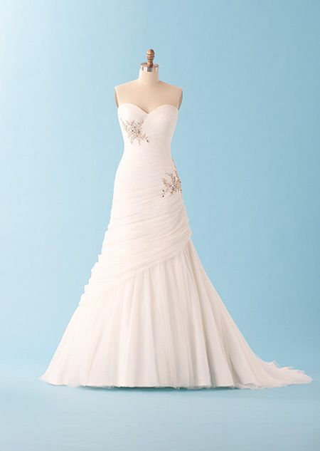Rapunzel Gown - Collection 3 | Alfred Angelo Bridal Collection | Disney's Fairy Tale Weddings & Honeymoons