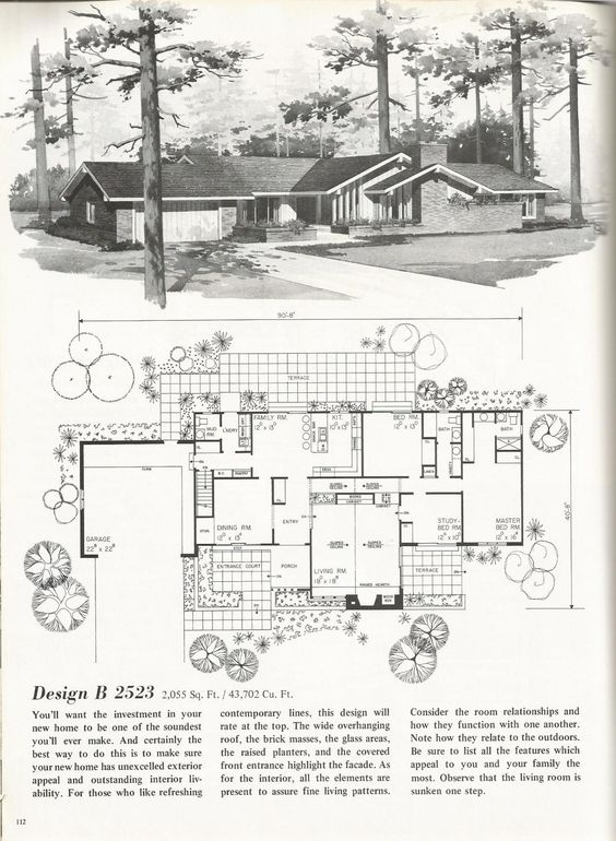 Vintage House Plans Vintage Houses And House Plans On