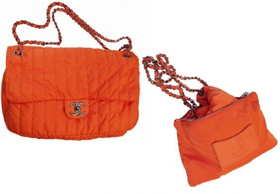 Sporty soft shell bag Chanel: Fashion, Shells, Sporty Soft, Bags