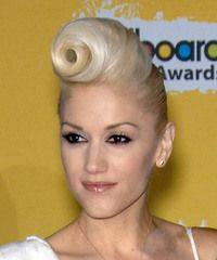 Gwen Stefani #swirl #retro