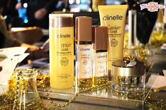 Clinelle Caviar Gold - membantu mengencangkan kulit wajah (click the picture for the full review)