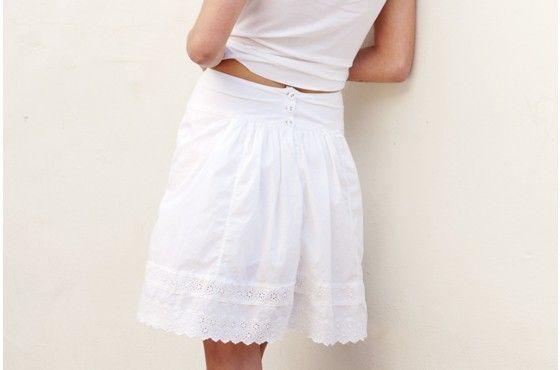 Such a cute little skirt