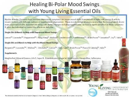 Bi-Polar, Essential Oils and BiPolar