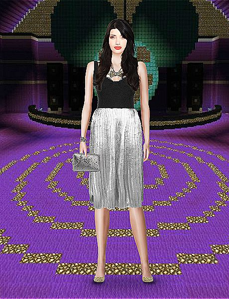 Look from latest collection of: Kurt Geiger, Mango, Menbur, Motel, New Look. GLAMSTORM.COM - virtual stylist.