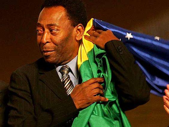 Resignado, Pelé pode perder homenagem