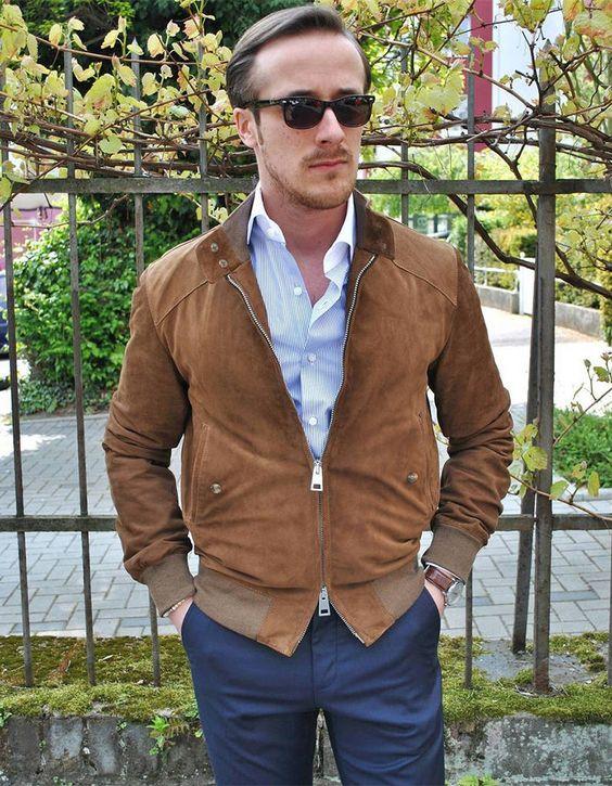 50代アメカジ好きにおすすめのレザージャケット!着こなしのコツやコーデ例をご紹介!